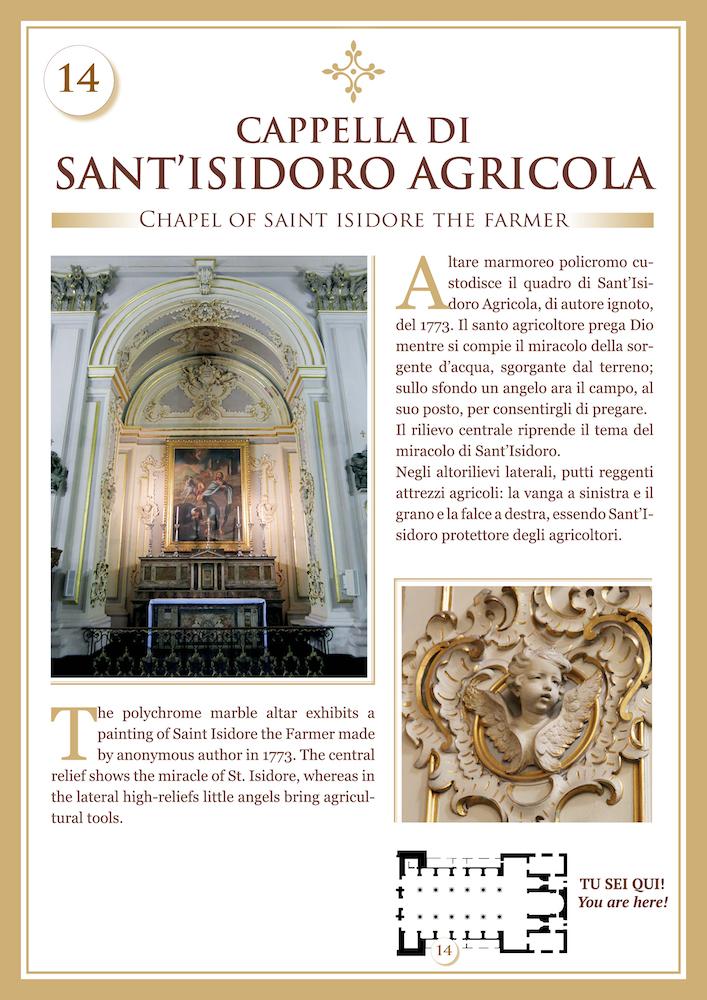 Cappella di Sant'Isidoro Agricola