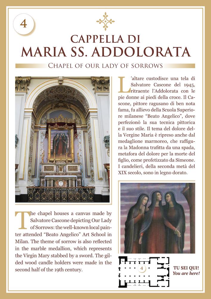 Cappella di maria SS. Addolorata