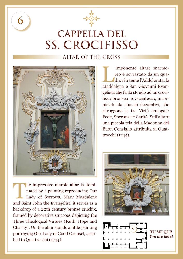 Cappella di SS Crocifisso