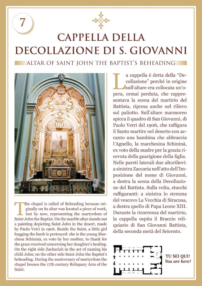 Cappella della Decollazione di S. Giovanni